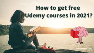 Free Udemy courses 2021