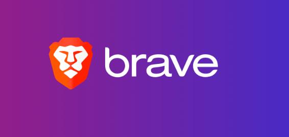 BRAVE secure web browser