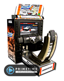 racing arcade games for