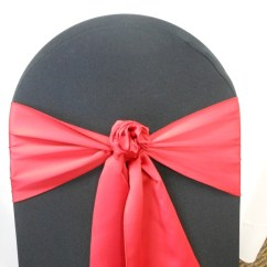 How To Tie A Slip Knot Chair Sash Office With Back Support Cushion Cover Ties Primetimepartyrental