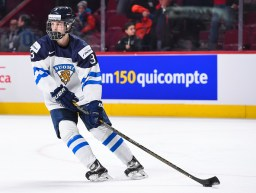 Finland v Canda: Exhibition - 2017 IIHF World Junior Championship