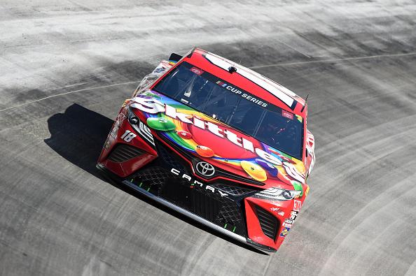 NASCAR DFS Bass Pro Shops Night Race Kyle Busch