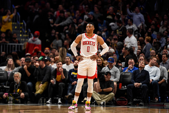 Russell Westbrook Wants Out of Houston