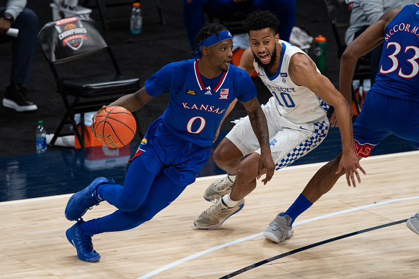 The NCAA Basketball Daily Dunk