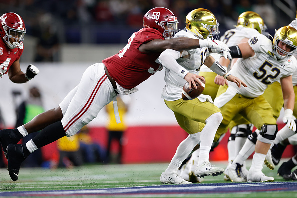 NFL Draft Scouting Report: Christian Barmore