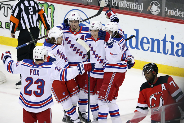 Rangers Week in Review: How Sweep It Is