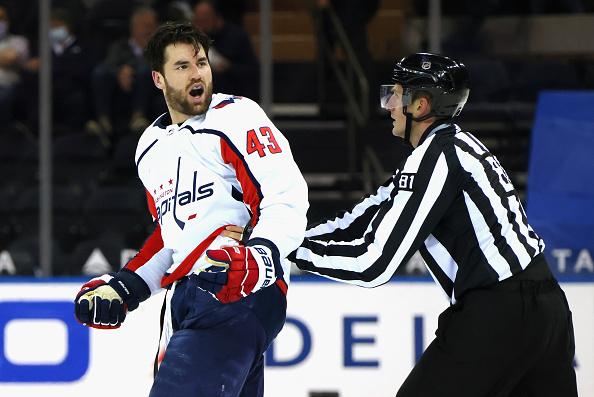 Tom Wilson NHL No Punishment