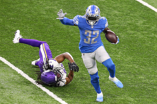 Detroit Lions True or False