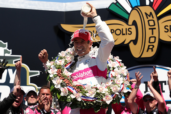Castroneves wins 2021 Indianapolis 500
