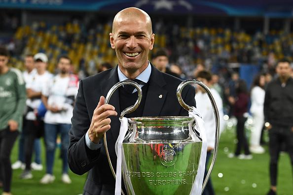 Zinedane Zidane Leaving Real Madrid