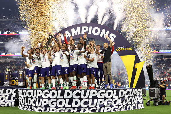 USMNT Wins Gold Cup