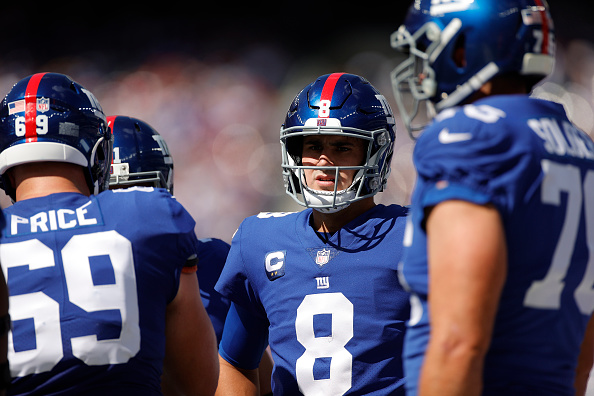 New York Giants Making it Tough on Themselves to Win NFC East