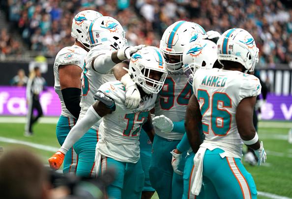 Miami Dolphins trade