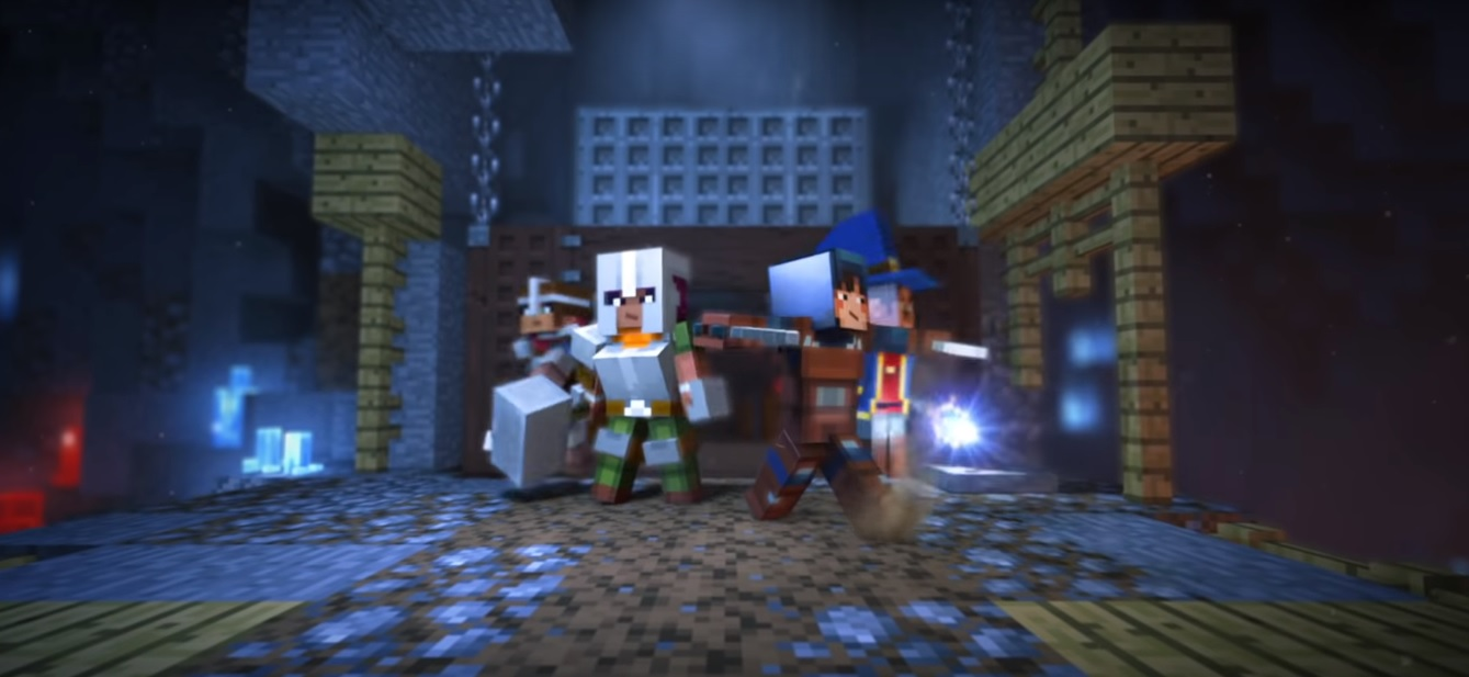 Minecraft Dungeons Guides Wikis Reviews Trailers