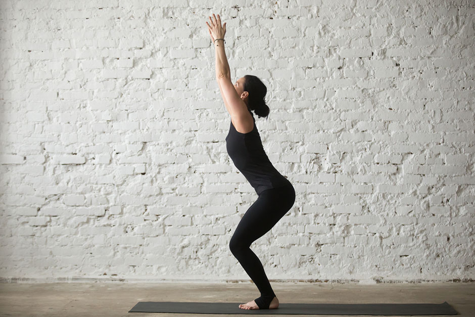 yoga chair pose wholesale banquet covers usa utkatasana basic prime women an online magazine