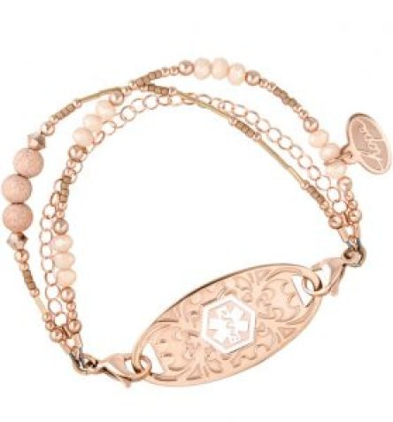 Kaye Medical ID Bracelet, $68.99
