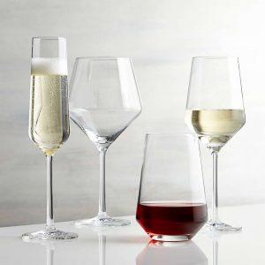 Tour Wine Glasses, $9.95 - $13.95