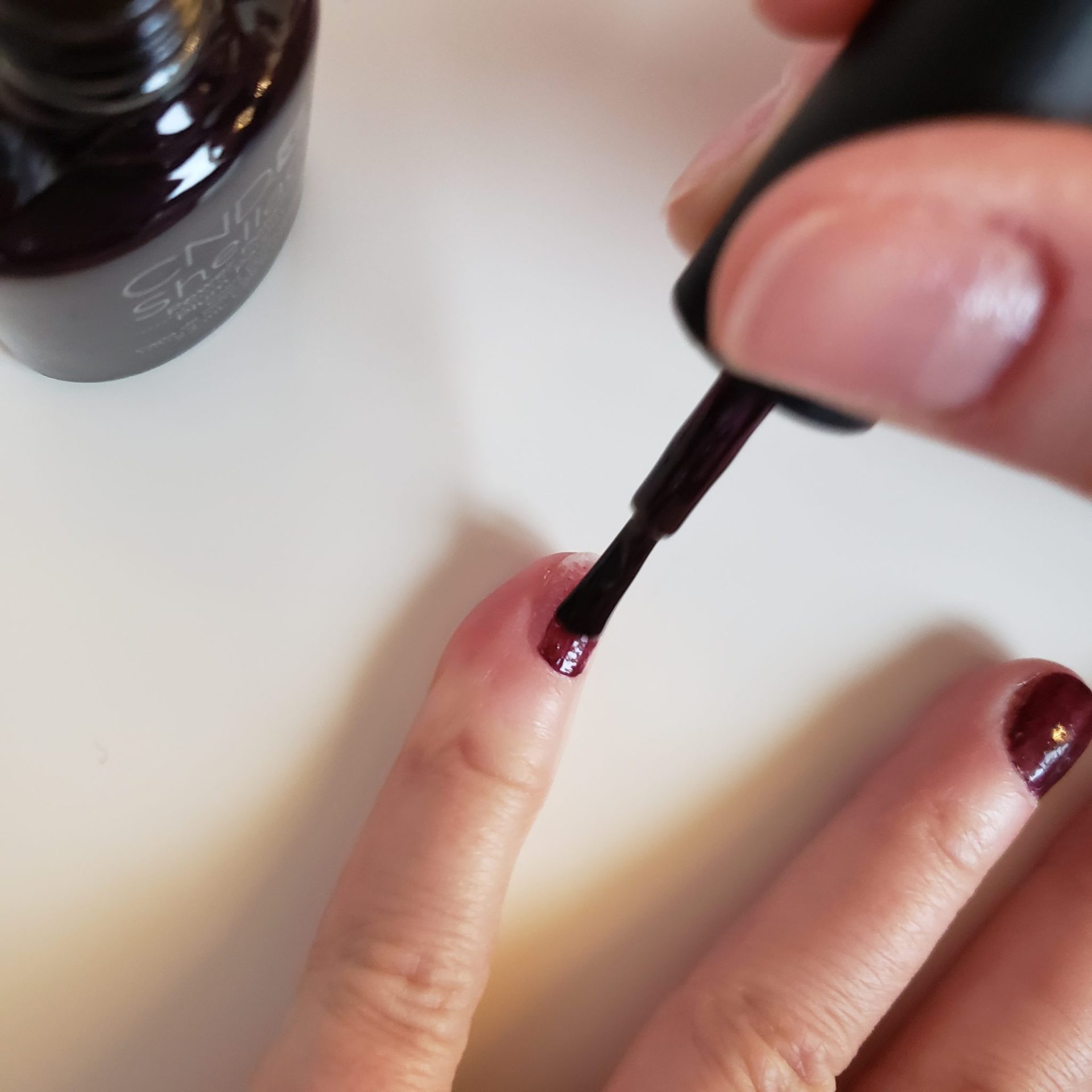do it yourself gel manicure