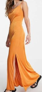 Asos Free People Bare It All Body-Conscious Maxi