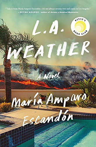 L.A. Weather by Maria Amparo Escandon in our October reading list
