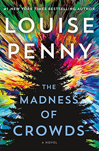 The Madness of Crowds by Louise Penny in our October reading list