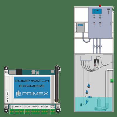 pump watch express