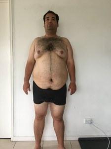 20代後半 ダイエット 100キロ 男