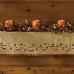 Braided Kitchen Rugs Mobile For Sale Harvest Decor Your Thanksgiving Table | Primitive Home ...