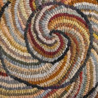 How is your rug hooking project?