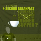 SecondBreakfast ShirtComp