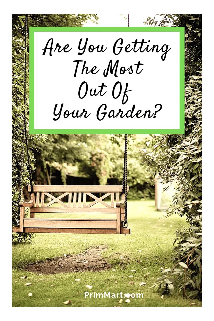 Are you getting the most out of your backyard? Here are a few ways you can make improvements to get the best of your garden and enjoy more this year.