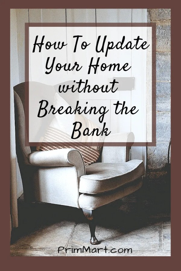 Giving your tired looking home an update doesn't need to break the bank. We have some cheap decorating ideas to inspire you and save you money.