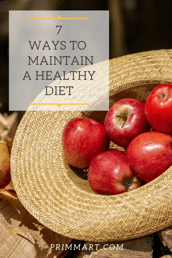 Maintaining a healthy diet seems really tough to keep going. But, you can do it easily with these tips. It really isn't as difficult as you thought it was.