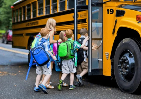 Keeping your child safe on a school bus can be a challenge because you're not there with them. By sharing these rules you can help your kid stay safe!