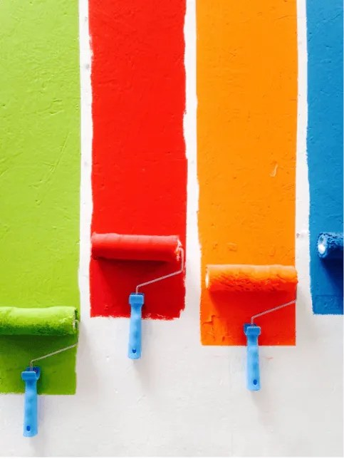 paint rollers painting tools