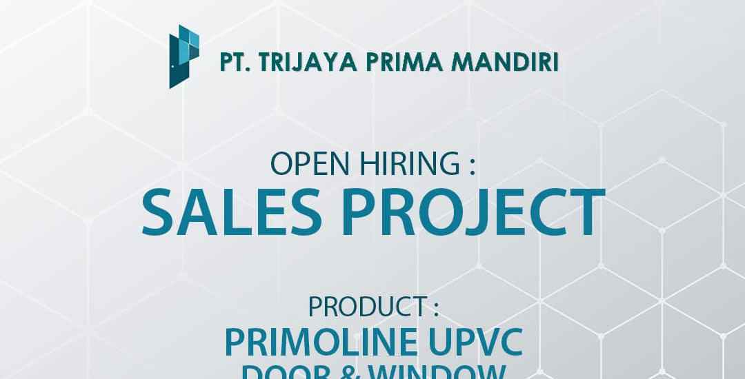 open hiring sales project