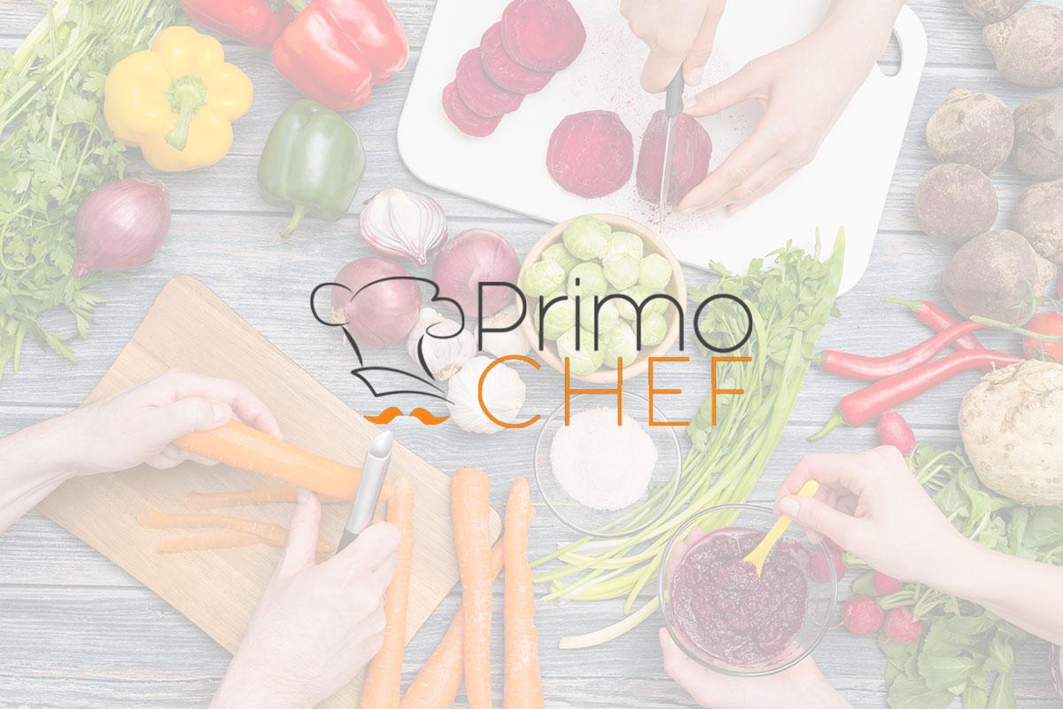 Ricetta delle polpette di zucchine e lenticchie al forno