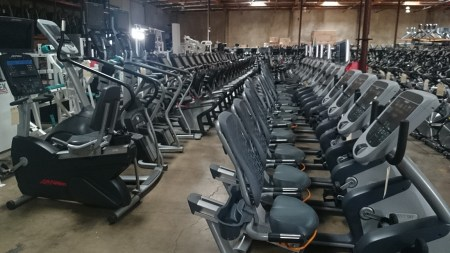 Used gym equipment Australia