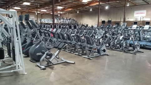 Used gym equipment Europe