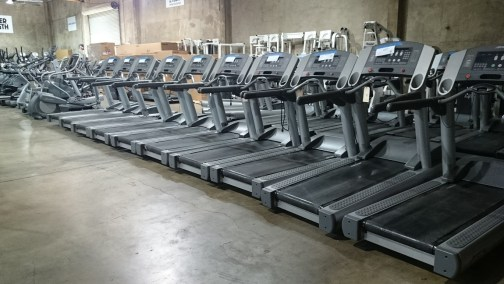 Used gym equipment Chile