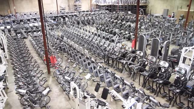 Used Fitness Equipment International