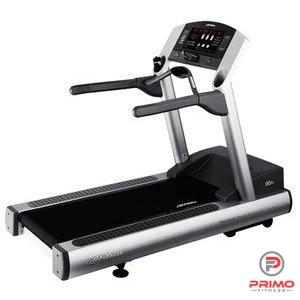 Life Fitness 95Ti Treadmill stock photo