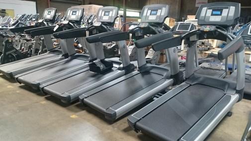 Life Fitness 95T Inspire Treadmills