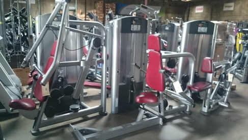 Life Fitness Signature (Silver) 4
