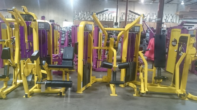 Life Fitness Pro 2 3