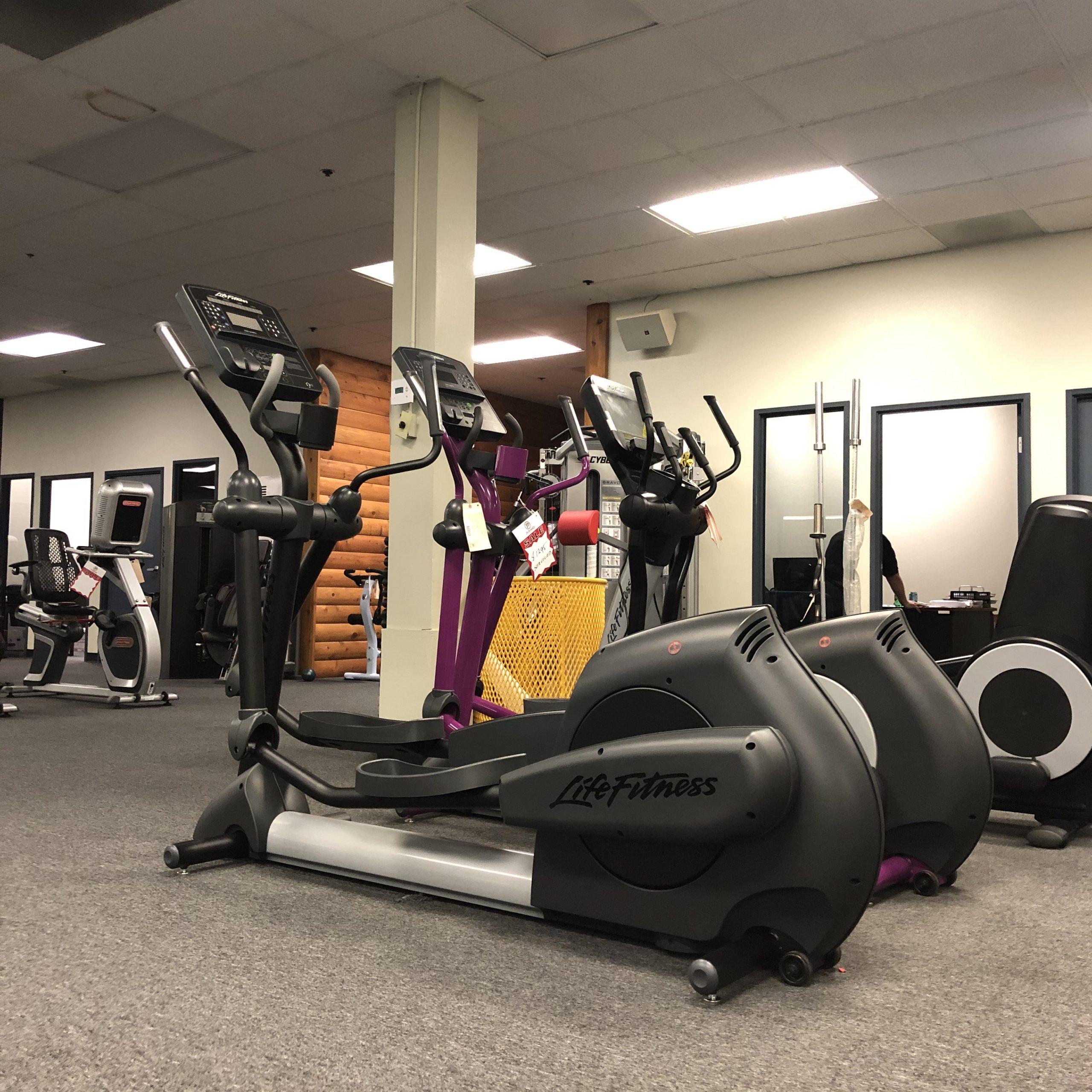 Life Fitness Integrity CLSX Elliptical Crosstrainer