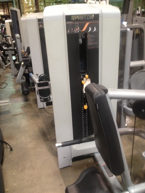 Precor Experience Strength Line 2