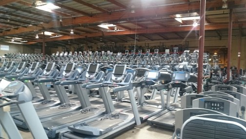 Used Gym Equipment India