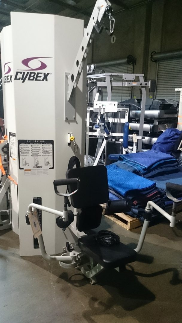 Cybex 3 Stack Multi Gym Modular Style Primo Fitness