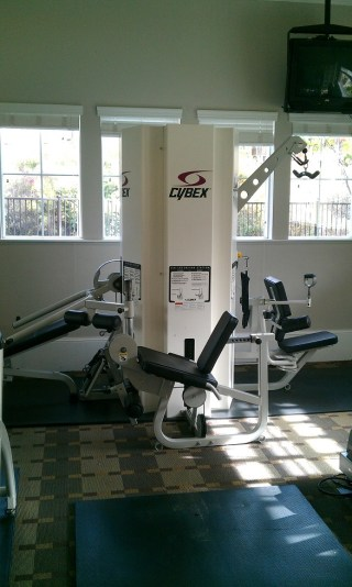 Cybex 3 Stack Multi Gym
